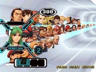 Screenshot Thumbnail / Media File 1 for Capcom vs. SNK - Millennium Fight 2000 Pro [U]